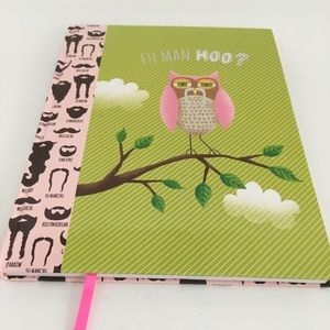 Fu Man Who journal book new